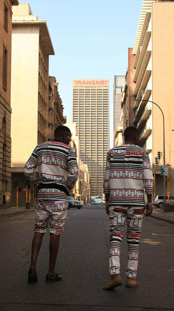 xhosa patterns - IRUNJHB