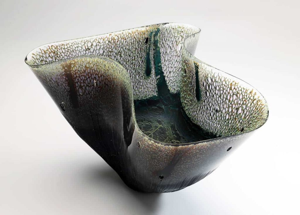 Midori Tsukada, Natural lace