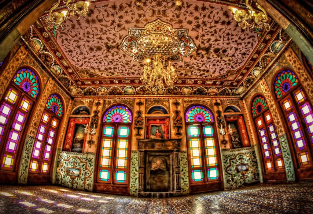 Golestan Palace, from www.irantravelingcenter.com