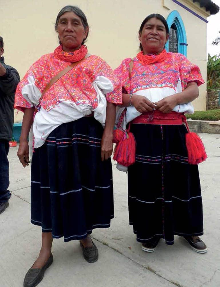 Ceremonial Huipiles