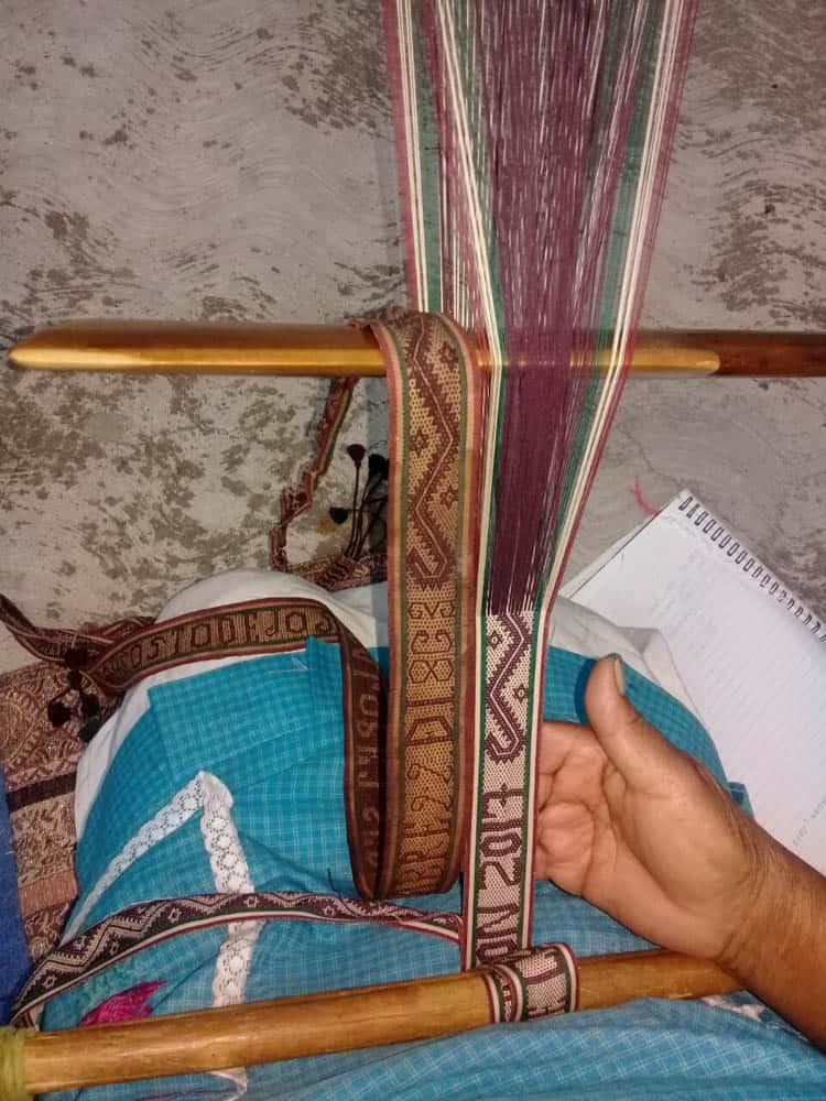 71f56976137f Garland   Labrar memorias: La faja del señor de lázaro en Oaxaca