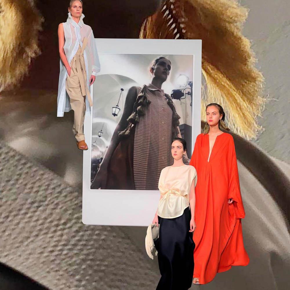 Venus y Loco. Mercedes Benz Fashion Week México.  Julia y Renata.  Revista Elle México.