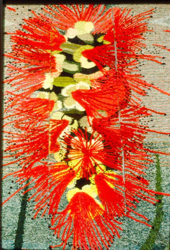 Margaret Grafton, brush detail