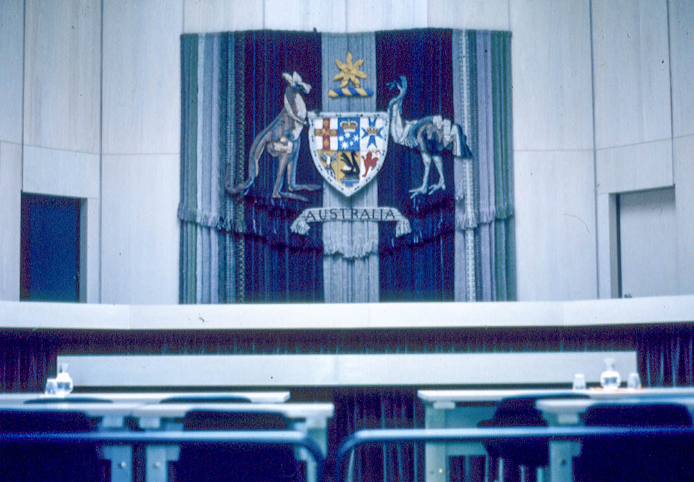 Margaret Grafton, Federal court tapestry