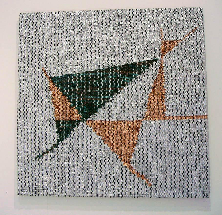 Margaret Grafton, metal tapestry