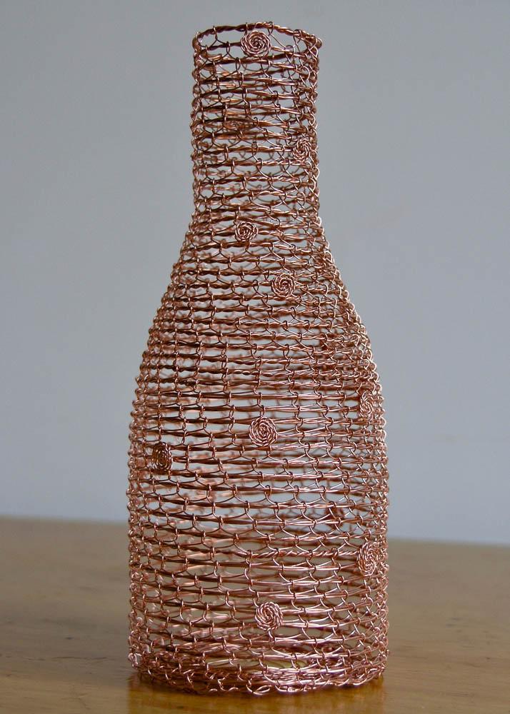 Anne Newton Copper Bottle 2009