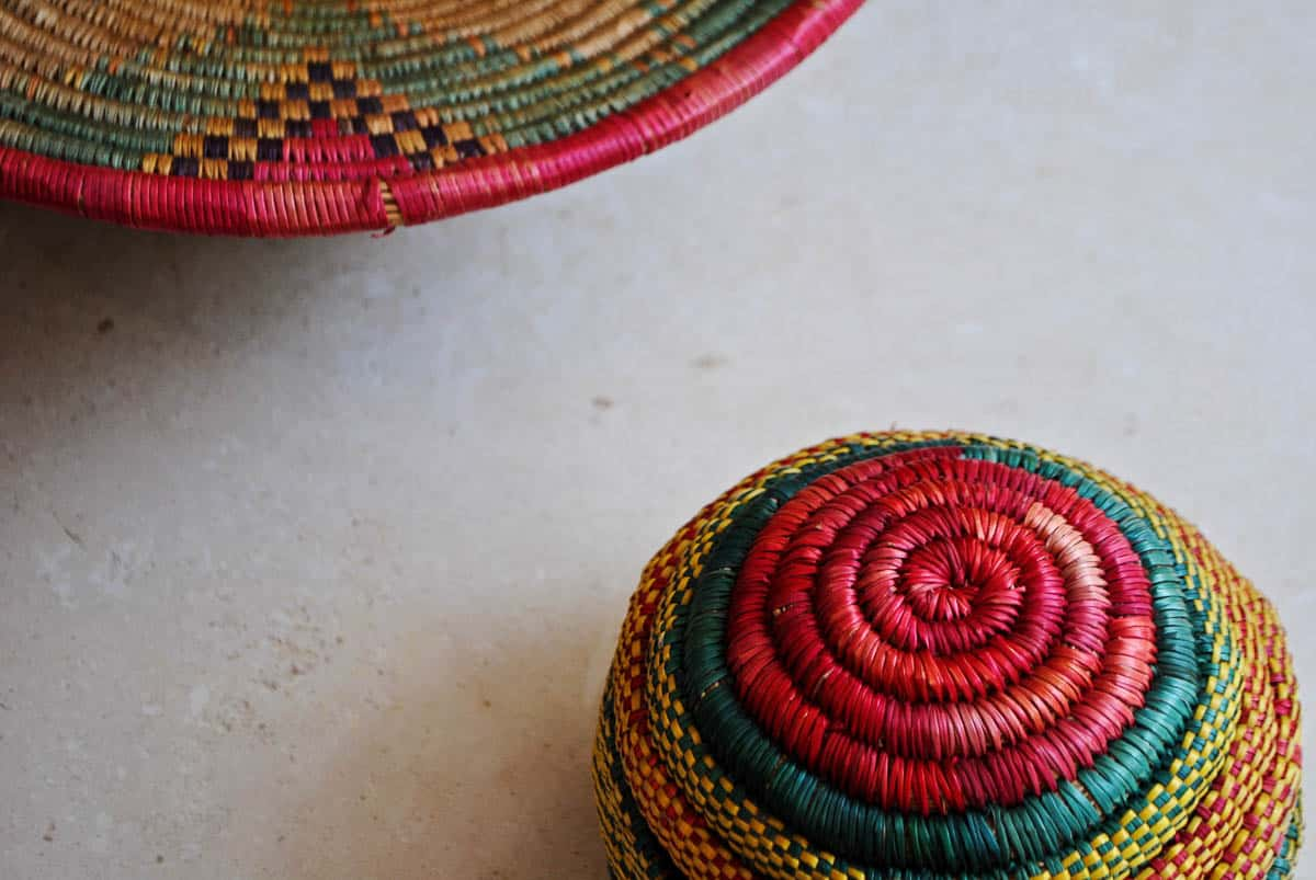 Re-locating traditions: Ethiopian crafts in Moorooka
