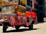 Sahr Bashir reflects on the dazzling ride through Lahore by auto-rickshaw