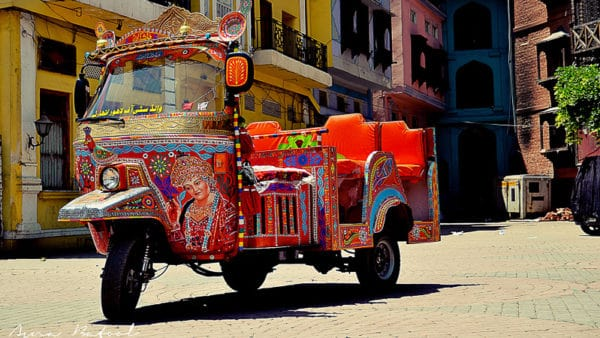 Dekh Magar Pyaar Say: Meanderings into the sublime Sahr Bashir reflects on the dazzling ride through Lahore by auto-rickshaw