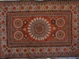 Ikromi Nigina profiles for Tajik artisans specialising in block-printing, kundal (wall-painting), toy-making and weaving.
