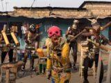 Gary Warner begins his series #AfricaMade_n_played with a Congolese ensemble featuring the exuberant instrumentarium of Pisko Crane.