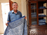 Hanny Kusumawati profiles master batik artist Zahir Widadi, who preserves the local wisdom of natural-dyed batik from his modest home workshop in Pekalongan.